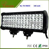 180 Watt 15 Inch Four Row off road LED Light Bar for 4WD and ATV Manufactures