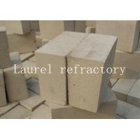 China Steel Furnaces High Alumina Brick For Refractory , Fire Resistant Bricks on sale