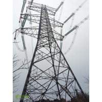 China Firm Structure Power Transmission Tower With Excellent Mechanical Strength on sale