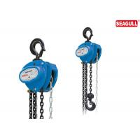 Seagull or OEM manual Chain Block 1 Ton chain hoist Capacity color optional Manufactures