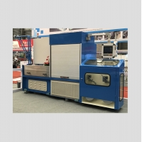 Continuous Annealing 30m/S Fine Wire Drawing Machine Manufactures