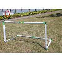 90cm Long Poles Football Goal Nets Strong 1300g Weight For Home / League Manufactures