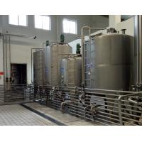 Industrial Yogurt Making Machine With Cup Filling 150 - 600kw Power Consumption Manufactures