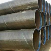 SSAW Carbon Steel Pipe API 5L Gr.A Gr. B X42 X46 ASTM A53 BS1387 DIN 2440 Manufactures