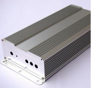 Customerized Aluminum Extrusion Profiles , Reliable Aluminum Enclosure Manufactures