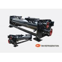 China 21KW Dry Shell And Tube Type Evaporator , U Tube Heat Exchanger Carbon Steel on sale