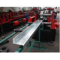 Quality China High Quality Thickness 4mm C & Z Purlin Automated Changeable Roll Forming Machine  With 17 Forming Stations for sale