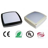 Surface Mount IP65 Bulkhead Wall Light 20 Watt Black White Grey Housing Manufactures