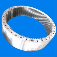 China Supplier 42CrMo4V Carbon Steel Forging Large Diameter Inner Ring Gear Manufactures