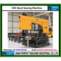 CNC Band Sawing Machine H Beam Production Line China Top factory Model DJ1000 Manufactures