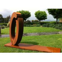Commercial Art Sculpture Luxury Stainless Steel outdoor Sculpture Manufactures