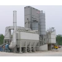 5 Layers Screen Sieving Asphalt Mixing Machine With Dedusting Duct And  Dust Cover Manufactures