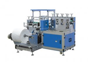 Automatic Disposable Non Woven Shoe Cover Machine Manufactures