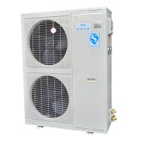 KUB500 Air Cooled Air Conditioner Refrigeration Condensing Unit Monolithic Structure  High Heat Exchange Efficiency Manufactures