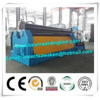 CNC Hydraulic bending machine steel plate shearing machine , Steel rolling