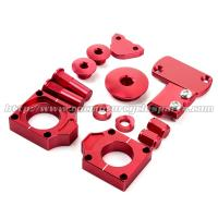 High Strong MX Bling Kit Honda CNC Milled Off Road Spare Parts Manufactures