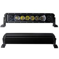 Buy cheap 60 Watt Single Rows LED Car Light Bar ( 10W CREE ) With Skull Logo Which Change With Working Voltage And The Power from wholesalers