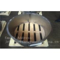 Stainless Steel Forging Ring  Forging Annealing PED Certificate Manufactures
