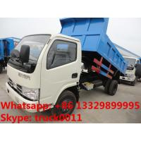 factory direct sale best price CLW5820D mini dump truck, high quality CLW brand 3tons-5tons mini dump tipper truck Manufactures