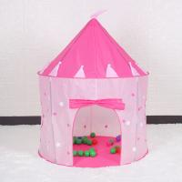 Indoor Childrens Play Tent 170T Polyester And Mesh Material Customized Size Manufactures