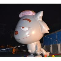 Oxford Cloth Pvc Tarpaulin With Light Cartoon Inflatable Toys CustomMade Products Manufactures