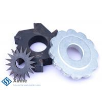 6pt Carbide Tipped Milling Cutters , Tungsten Blade Scarifying Milling Accessories Manufactures