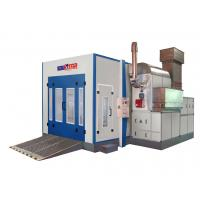 Large spray booths with CE Manufactures