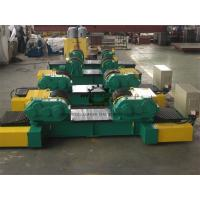 Conventional Bolt Screw Adjustable Welding Turning Rolls Large Loading Capaicty Manufactures