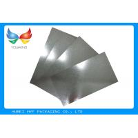 Vacuum Metallized Bottle Label Paper High Wet Strength Heat Transfer Paperboard Manufactures