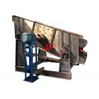 High Output Multi Deck Circular Vibrating Screen For Ore Mining Manufactures