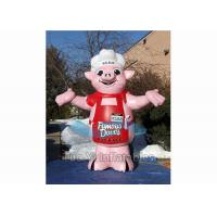 Air Sealed Inflatable Character Balloons Durable Inflatable Replica 2 Years Warranty