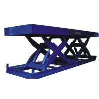 Customary Parallel Double Forklift Platform , Stationary Lift Table Manufactures