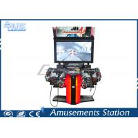 Commercial Coin Operated Shooting Arcade Machines Entertaiment Arcade Game Manufactures