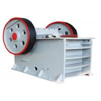 Electric motor drives Jaw Crusher for lime stone crushing machine Manufactures