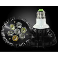 Black color aluminum housing led PAR38 Manufactures