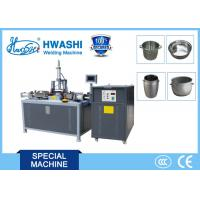 Hwashi stainless steel welders Teapot Spout Spot Welding Machine 380 V Manufactures