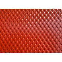 Sliver Embossed Aluminium Coil Width 200mm-1500mm For Corrugated Roofing Sheet Manufactures