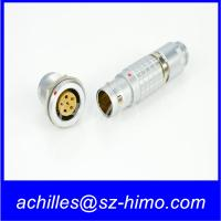 reliable supplier wholesale 6 Pin LEMO 1B Rapid Plug Lemo broadcast connector with 12v 2A power adapter Manufactures