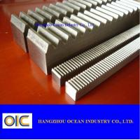 Transmission Spare Parts CNC Machined Racks Manufactures
