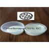 Farm Pest Control Chlorfenapyr 10 SC / CAS 122453-73-0 Long Effective Period Manufactures