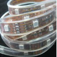 Silicon Tube waterproof led strip light IP66 Manufactures