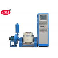 Buy cheap Blue Vibration Test Equipment , Electrodynamic High Frequency Vertical Vibration from wholesalers
