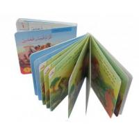 Quality 4c+0c Colorful Hardcover Childrens Book Printing for Puzzle book, Story book, Pop-up book for sale