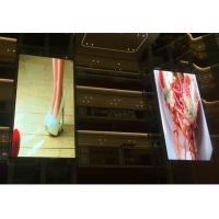 China Shopping Mall P6 Indoor Led Display IP43 Protection Level For Elevator on sale