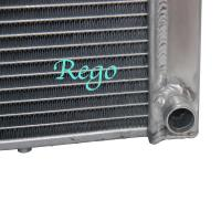 Quality Motorcycle ATV Dirt Bike Aluminum Radiator For Honda TRX700 TRX700XX 2008 2009 for sale