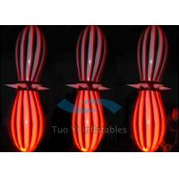 Hanging Inflatable Christmas Decorations , Lightweight Inflatable LED Lantern Manufactures