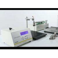Buy cheap Computer Controlled Seal and Leak Detection Equipment used for Aerosol Valve Leak Test from wholesalers