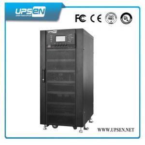 Buy cheap 3/3 Phase 220VAC Uninterrupted Power Supply Sai 40kVA Inbuilt 72PCS UPS Battery from wholesalers