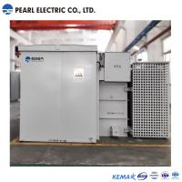 35 kv 2400 kva padmounted transformer with completely insulation Manufactures
