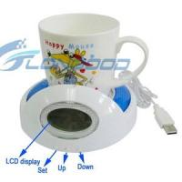 High Speed 4 Port USB 2.0 HUB & Cup Warmer with calendar Manufactures